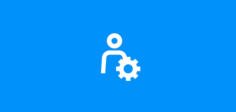 Symbol für Managed Service Lösungen