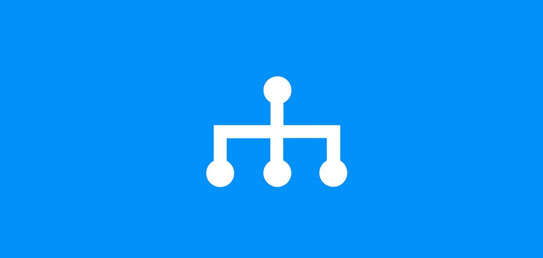 Symbol für IT-Infrastruktur
