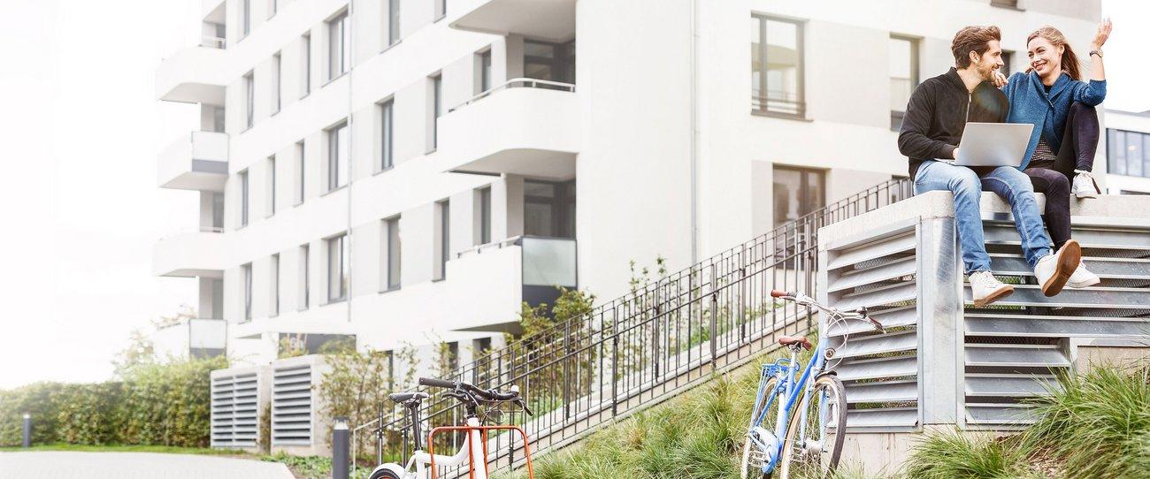 Symbolbild für die Wohnungswirtschaft