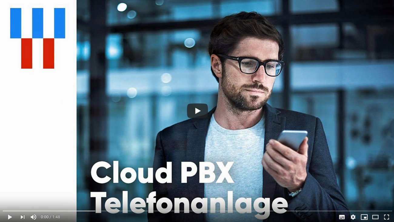 Video Cloud PBX.