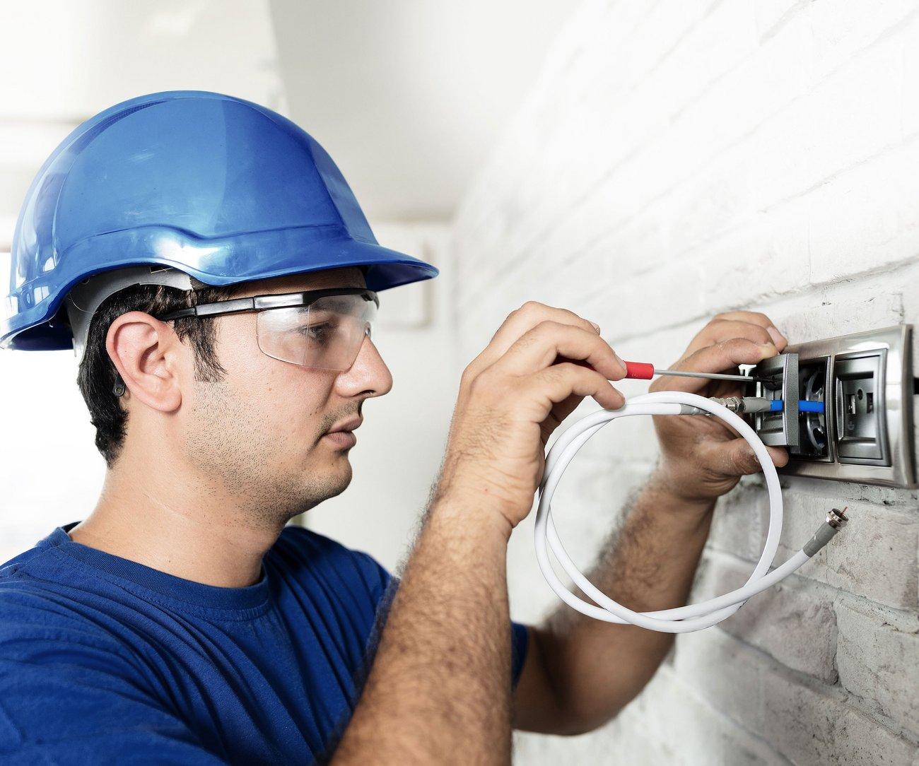 Symbolfoto für NetCologne-Technik in der Wohnungswirtschaft.