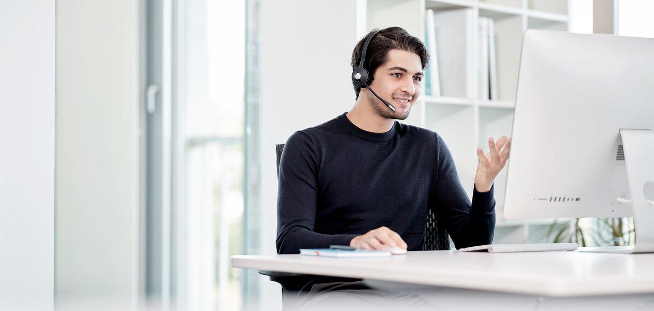 Symbolbild für Microsoft Teams Telefonie