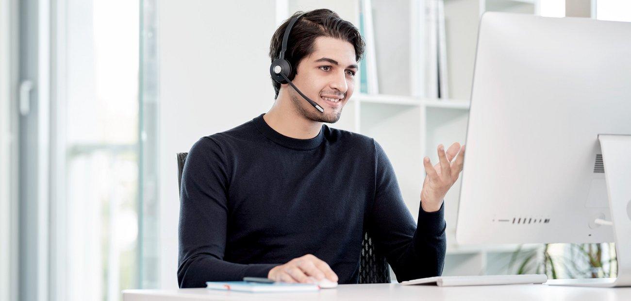 Symbolbild für MS Teams Telefonie