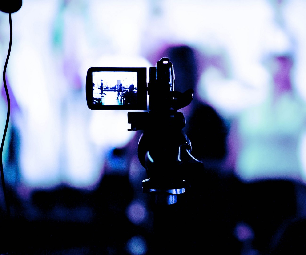 Symbolbilf für Livestreaming.