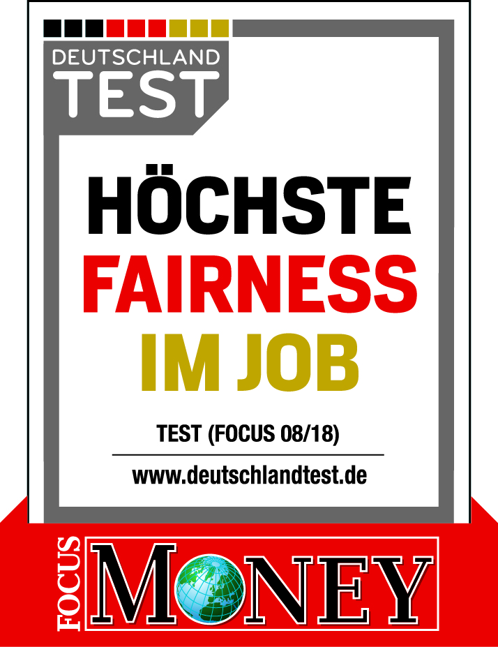 Fairness im Job