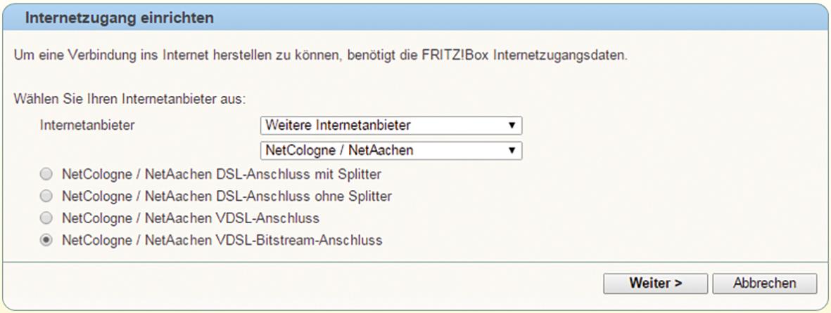 Einrichtung Einer Fritzbox