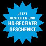 HD-Receiver geschenkt