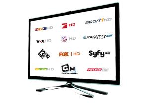 Fernsehen Programmpakete HD