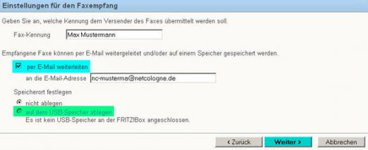 Email Abrufen Netcologne