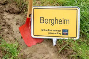 Schnelles Internet für Bergheim